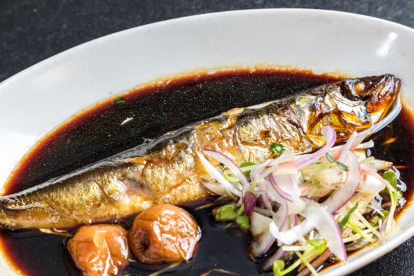 八戸産トロ鰯梅煮